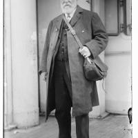 Camille Saint-Saëns in 1915