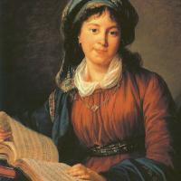 Natalia Kurakina by Vigée-Lebrun
