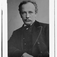 Richard Strauss, ca. 1918