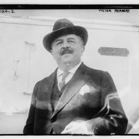 Victor Herbert in New York, April 1914