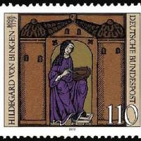 Image for Hildegard von Bingen