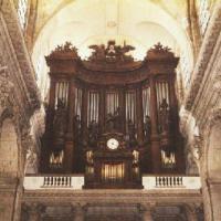 organ Saint Sulpice