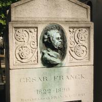 César Franck grave