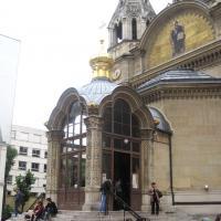 Cathédrale St. Alexandre-Newski