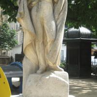 Berlioz statue