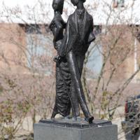 Künneke monument: Der Vetter aus Dingsda