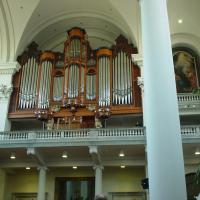 Organ in Mozes & Aaron-kerk, Amsterdam