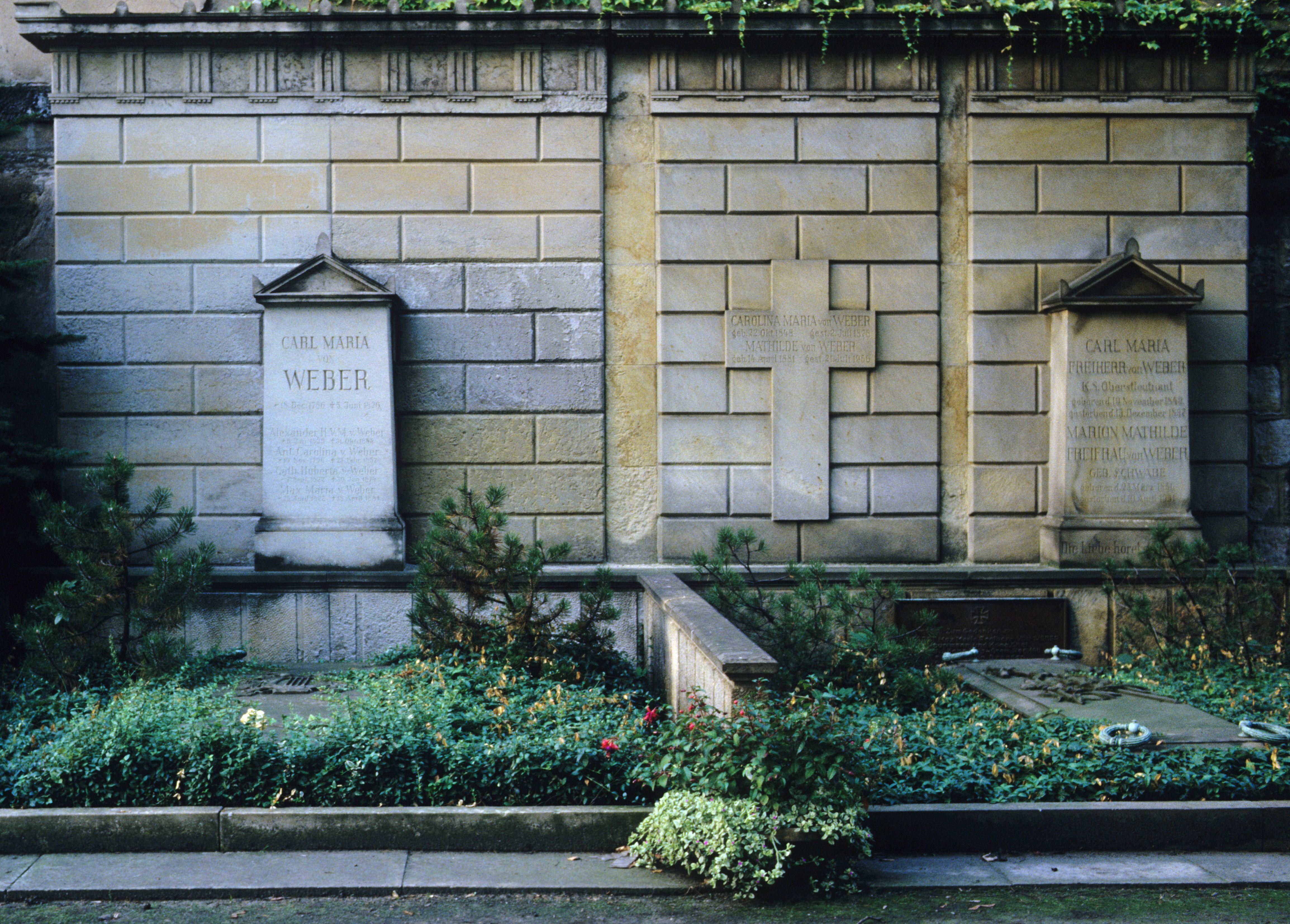 Image for Alter Katholischer Friedhof Friedrichstraße 54 Dresden-Friedrichstadt
