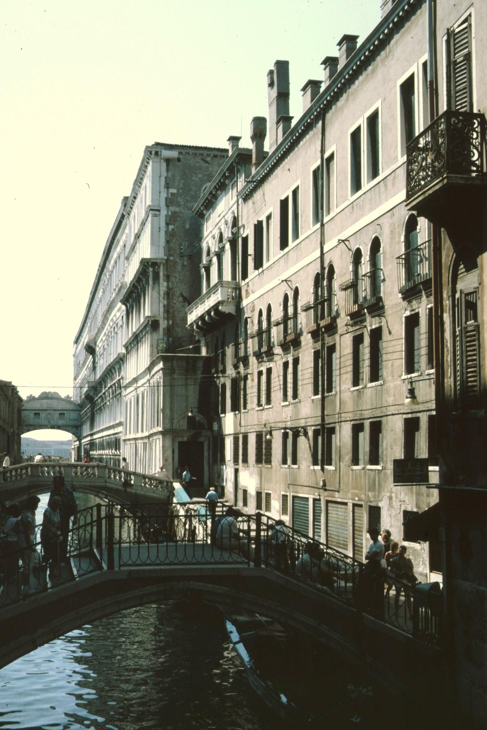 Canonica Calle Canonica Venezia - San Marco | Musicalics
