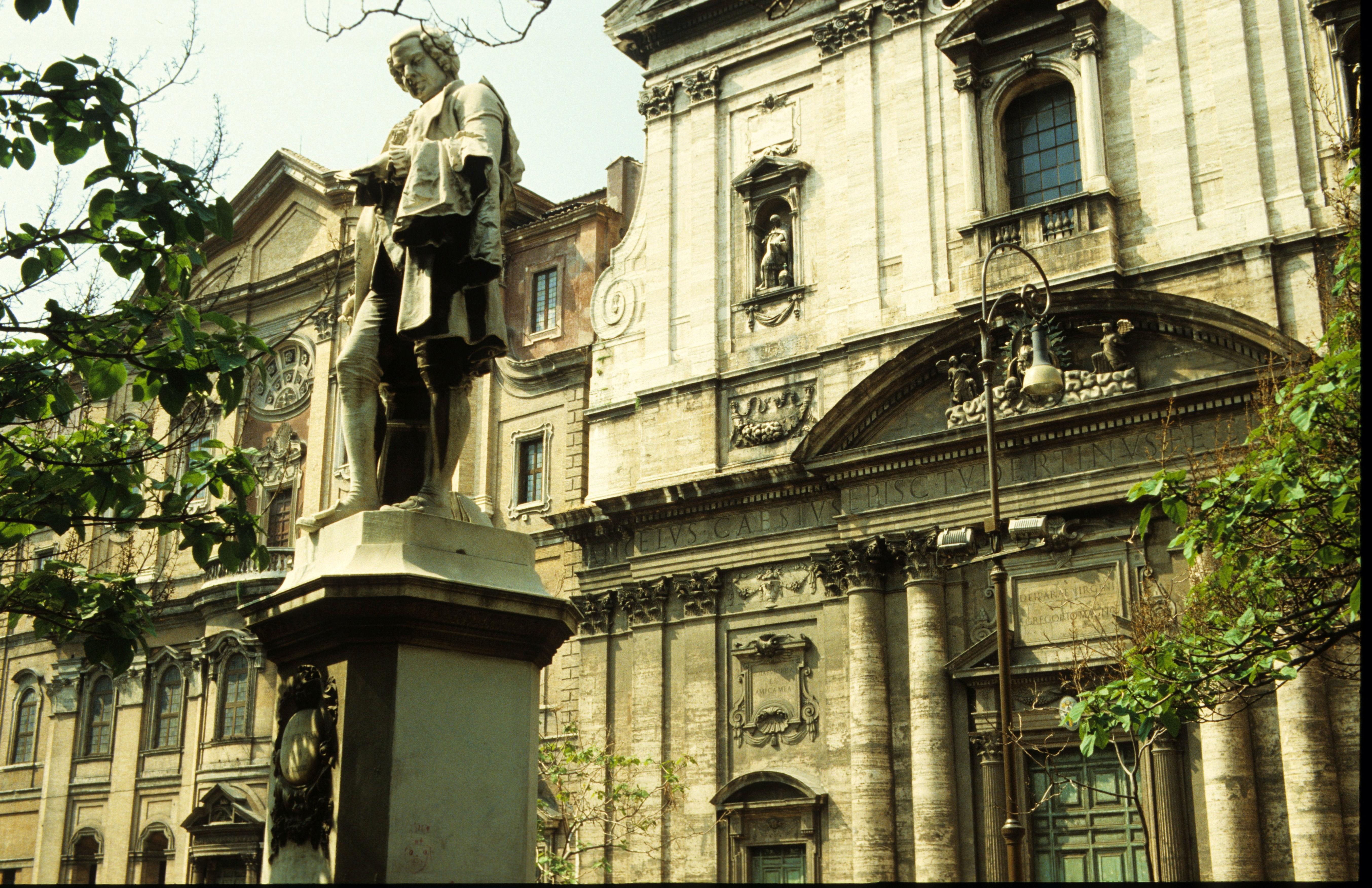 Oratorio Dei Filippini Piazza Della Chiesa Nuova Roma Musicalics