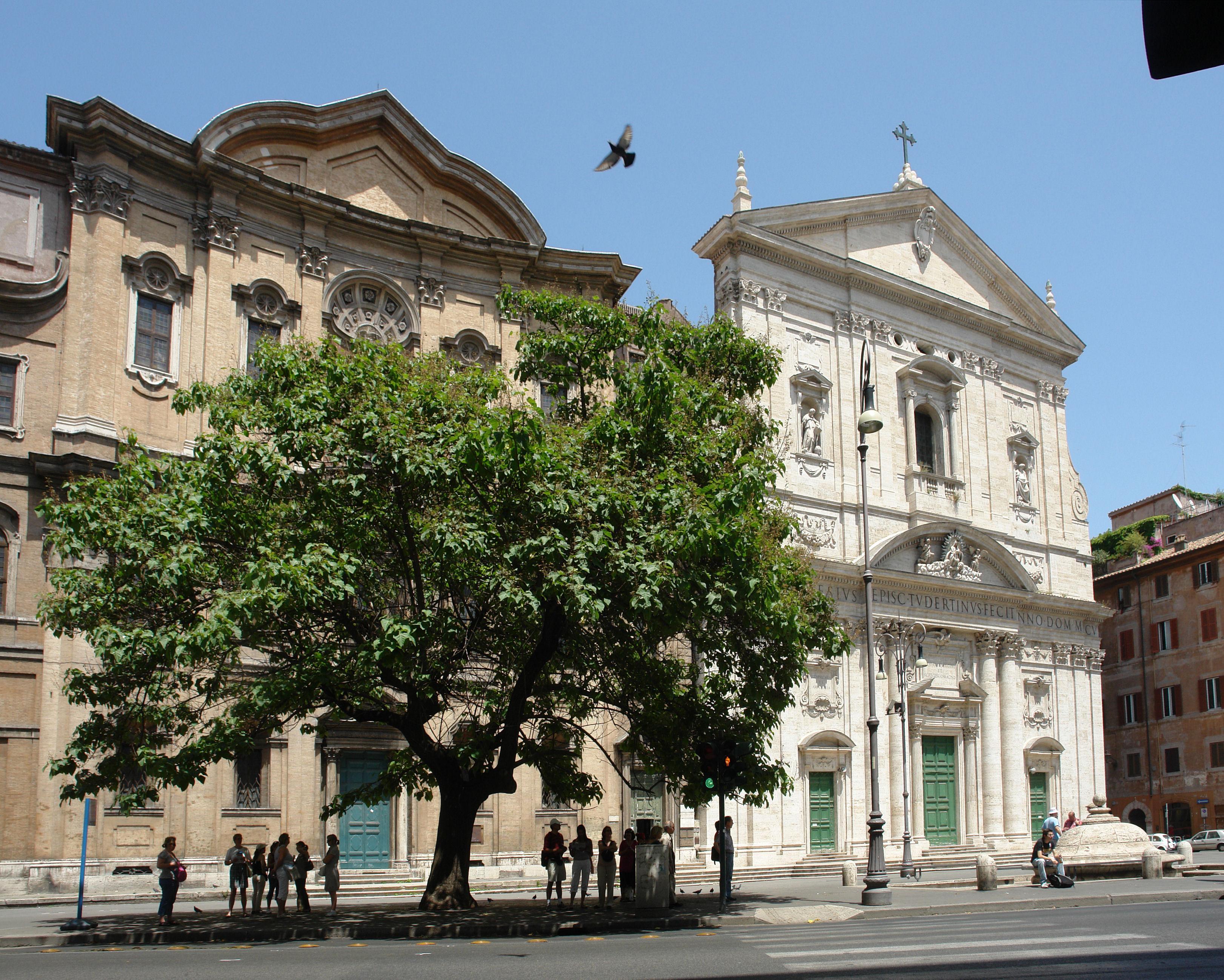 Chiesa Nuova Piazza Della Chiesa Nuova Roma Musicalics